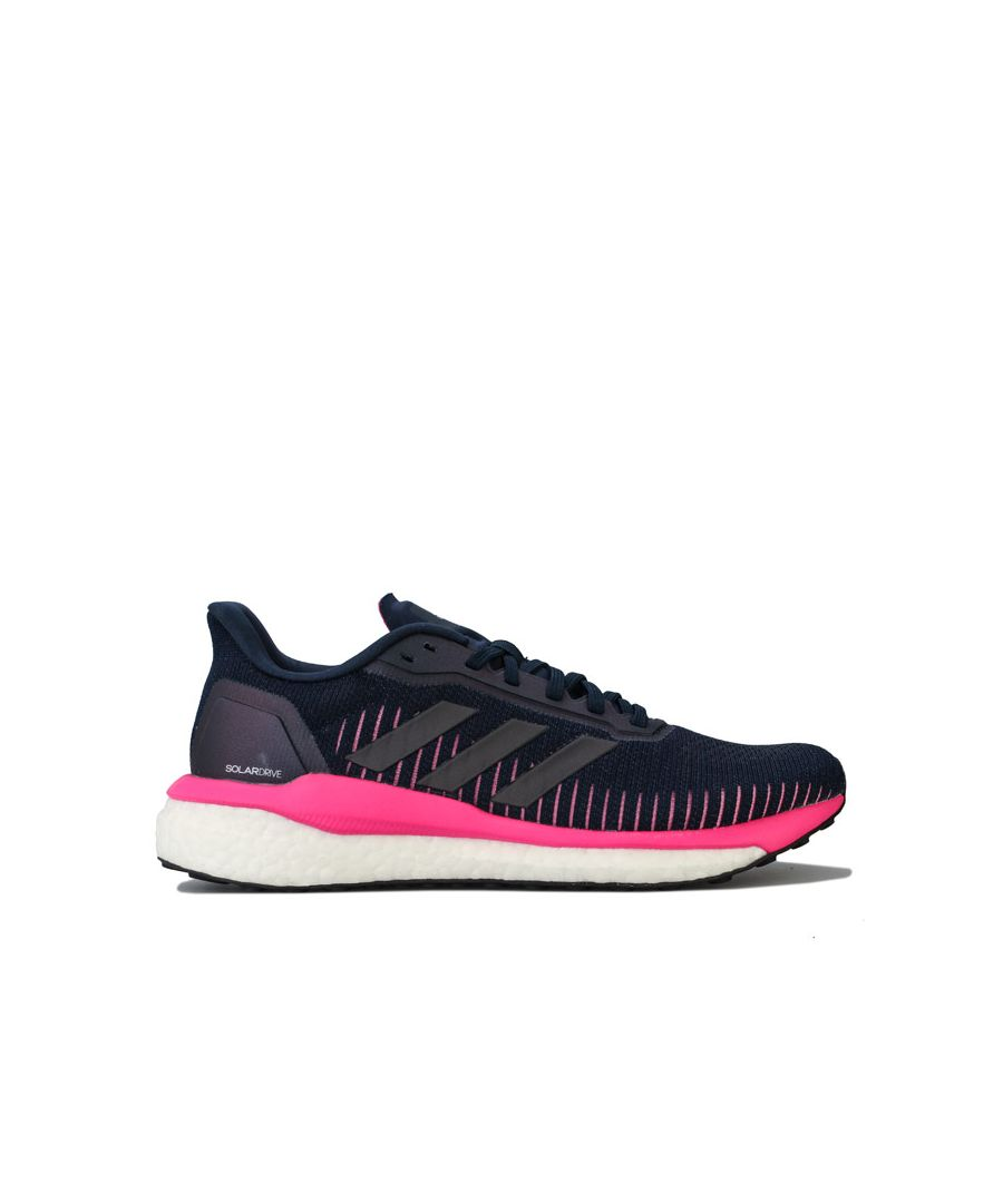 Image for Women's adidas Solar Drive 19 Running Shoes in Navy