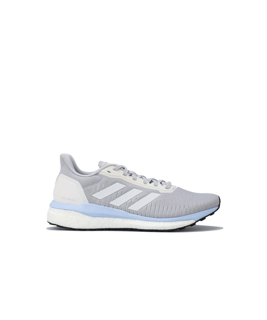 Image for Women's adidas Solar Drive 19 Running Shoes in Light Grey
