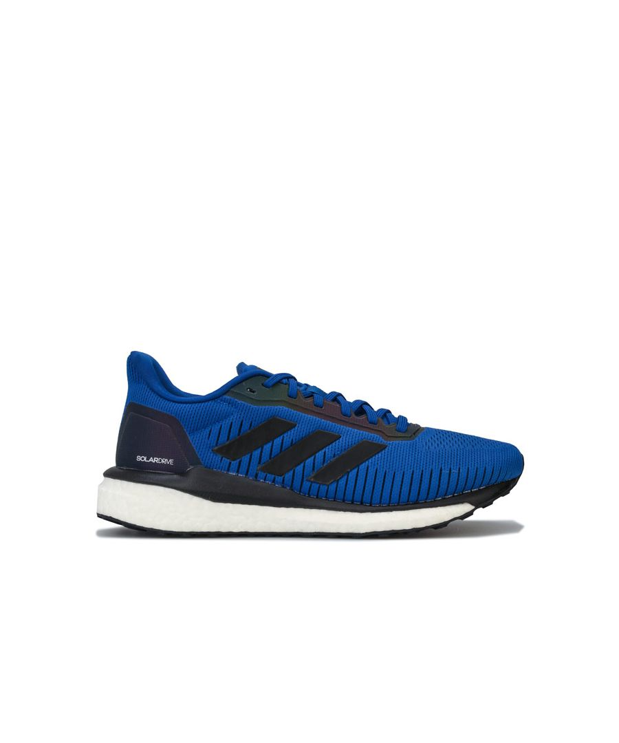 Image for Men's adidas Solar Drive 19 Running Shoes in Royal Blue