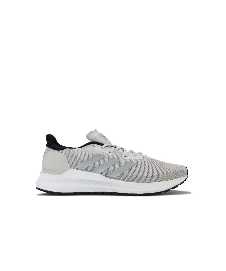 Image for Men's adidas Solar Blaze Trainers in Grey