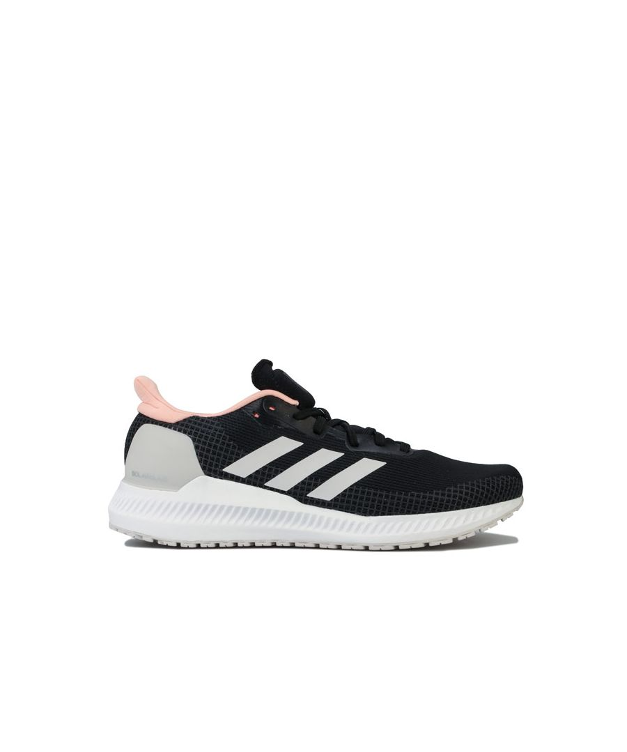 Image for Women's adidas Solar Blaze Running Shoes in Black