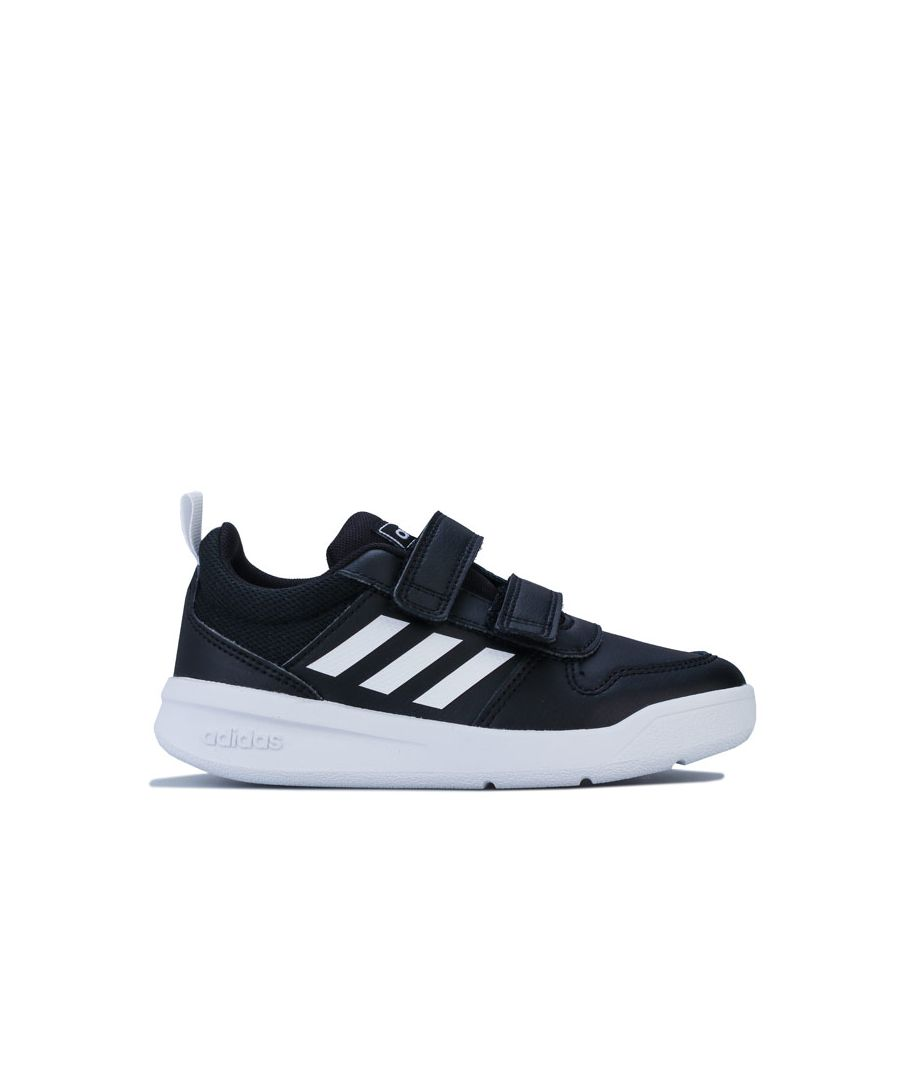 Image for Boy's adidas Children Tensaurus Trainers in Black