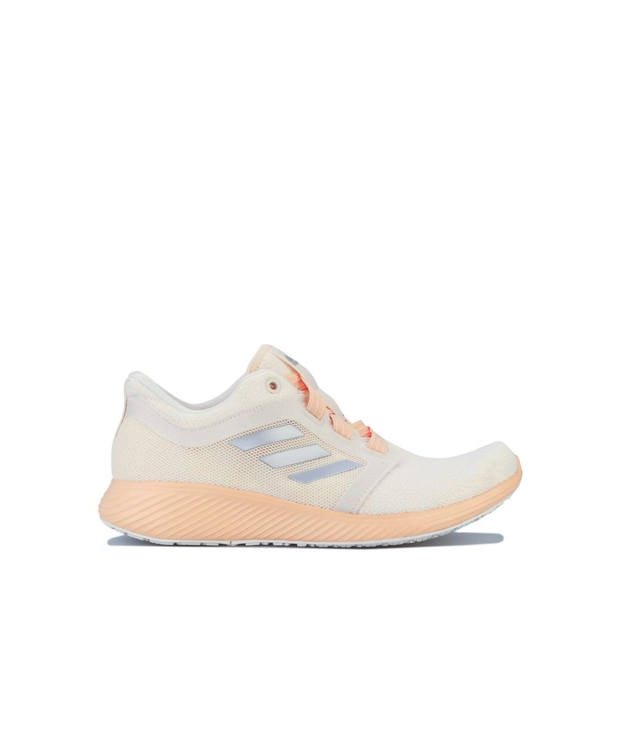Image for Women's adidas Edge Lux 3 Running Shoes in Ecru