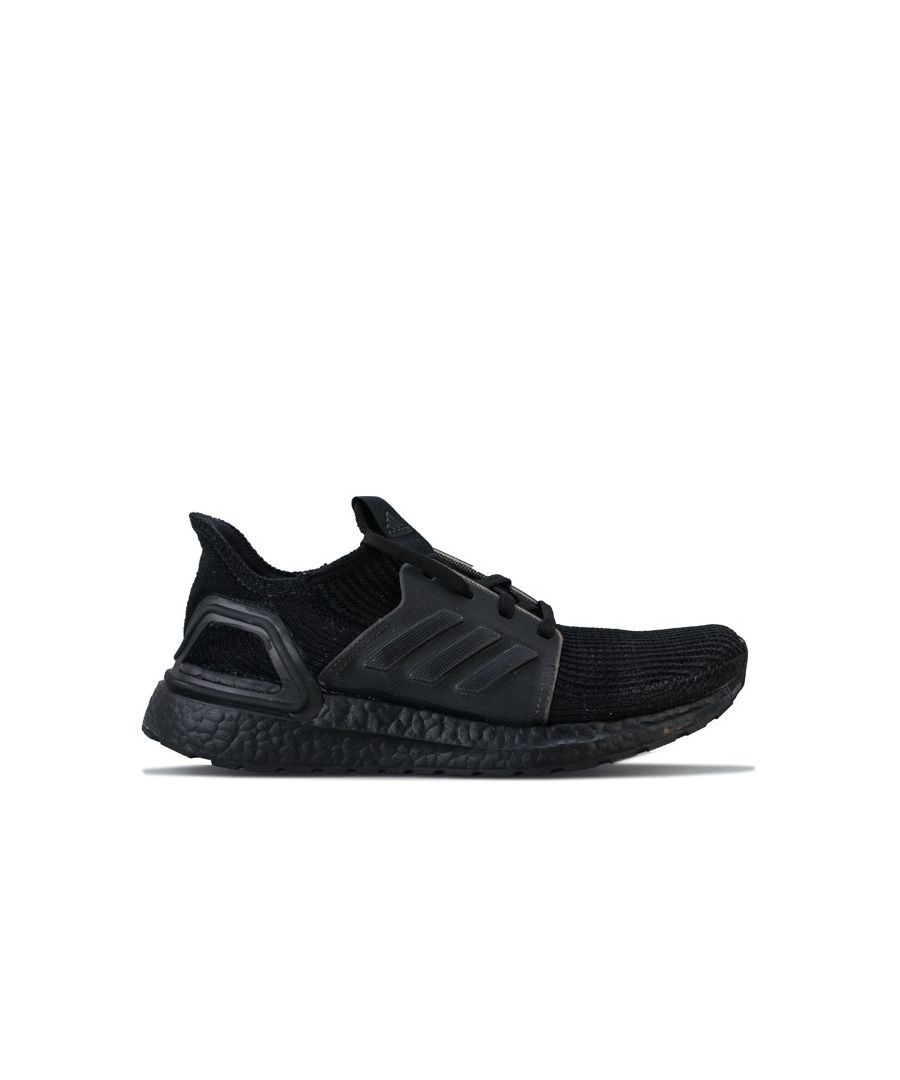 Image for Women's adidas Ultraboost 19 Running Shoes in Black