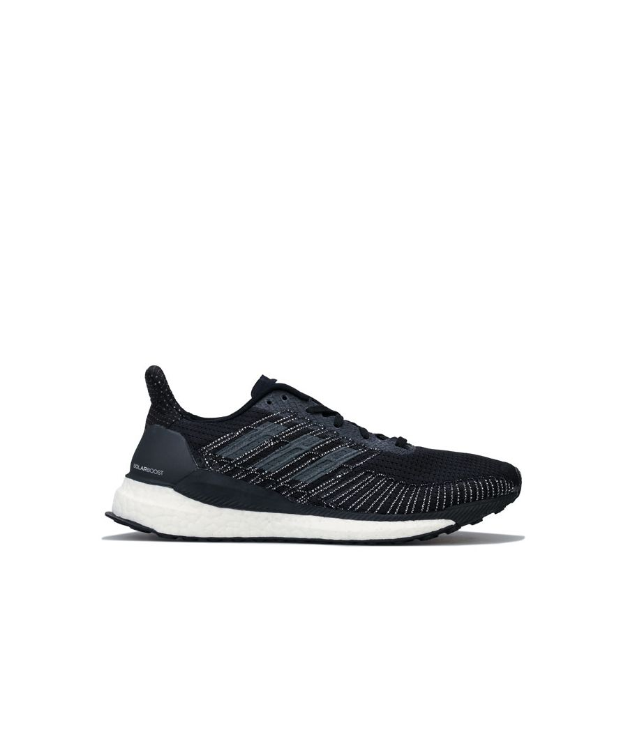 Image for Women's adidas Solar Boost 19 Running Shoes in Black