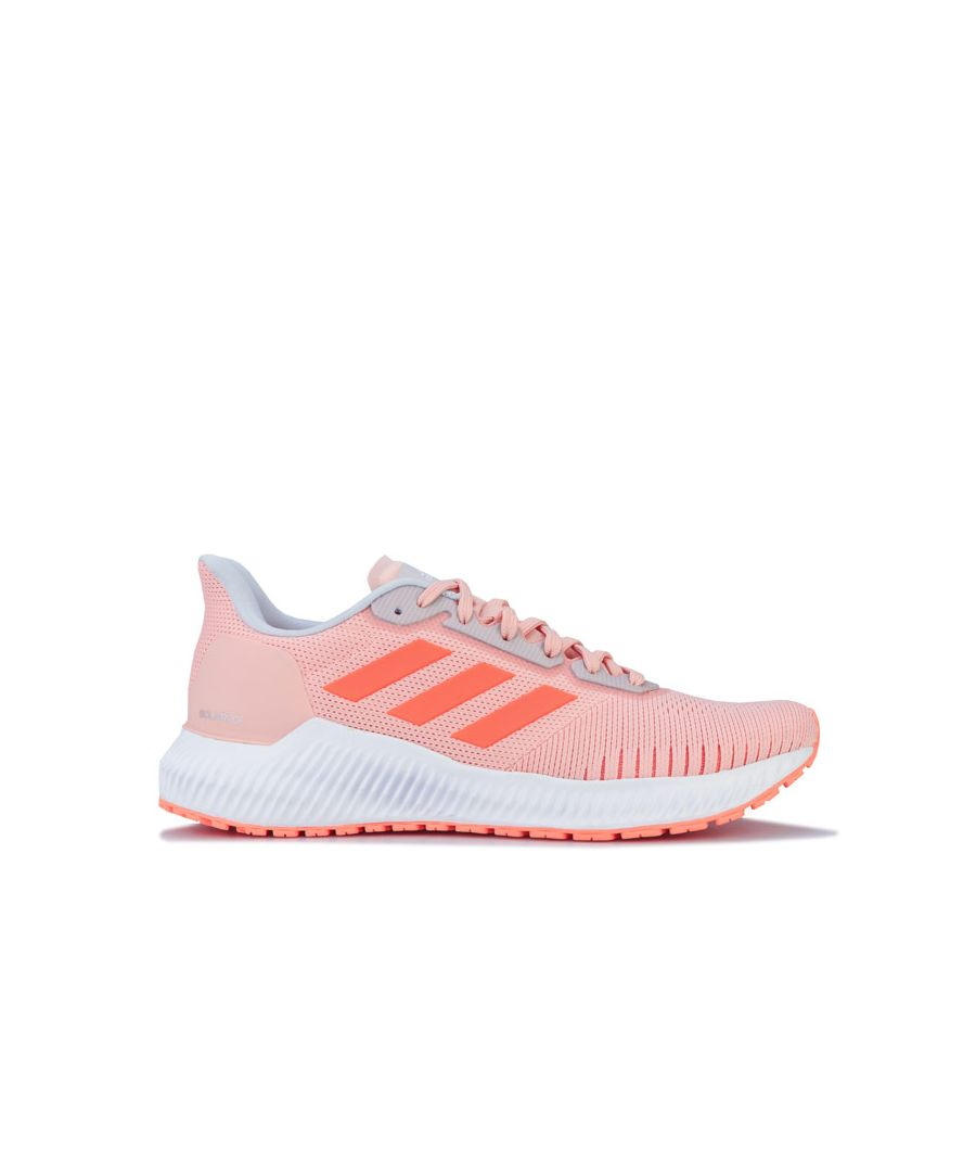 Image for Women's adidas Solar Ride Running Shoes in Pink