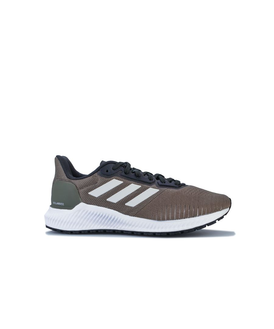 Image for Women's adidas Solar Ride Running Shoes in Khaki