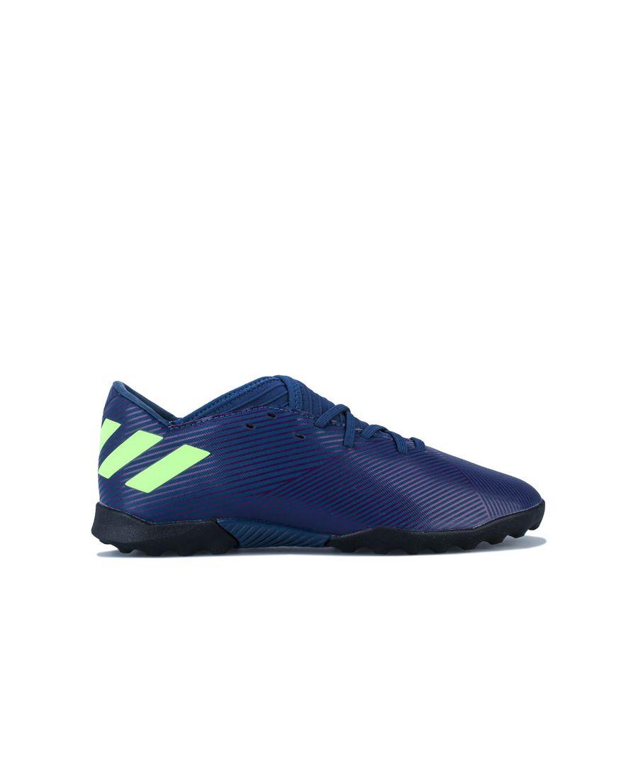 Image for Boys' adidas Junior Nemeziz Messi 19.4 in Indigo
