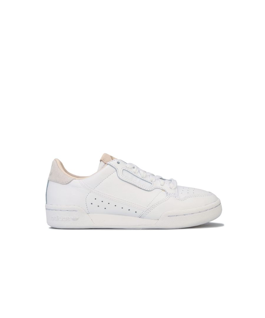 Image for Men's adidas Originals Continental 80 Trainers in White