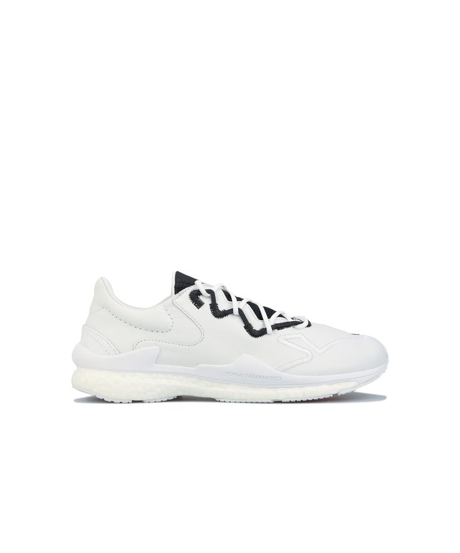 Image for Men's Y-3 Adizero Runner Trainers in White