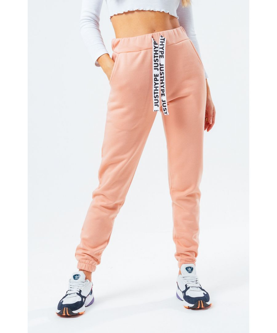 Image for Pink Womens Joggers