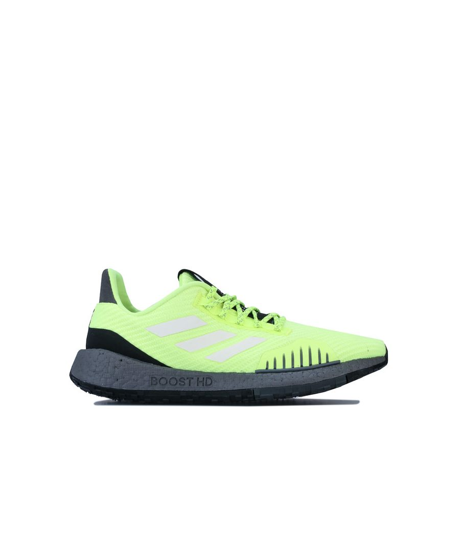 Image for Men's adidas Pulseboost HD Winter Running Shoes in Yellow