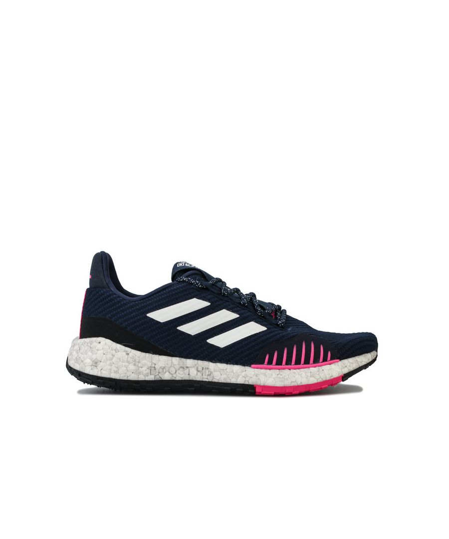 Image for Women's adidas Pulseboost HD Winter Running Shoes in Navy