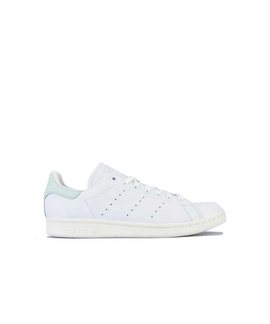 Image for Adidas Originals Stan Smith Trainers in White