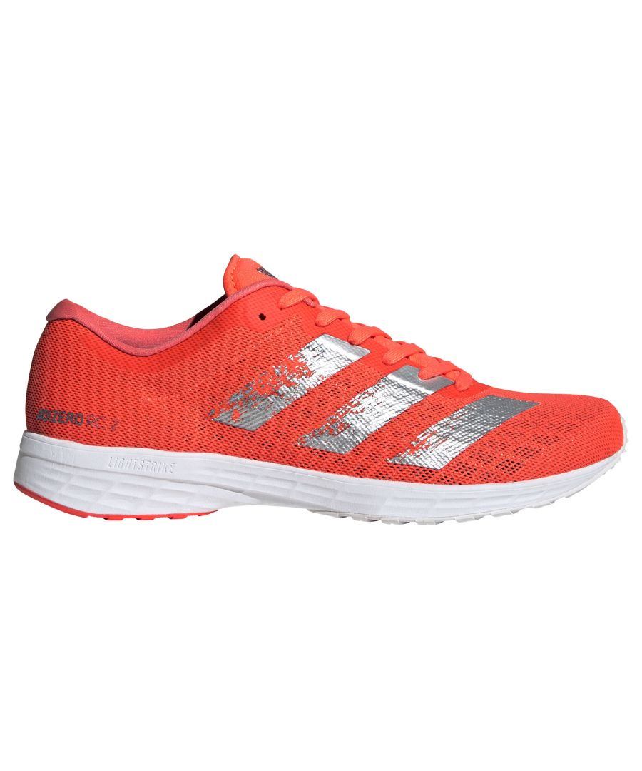 Image for adidas adizero RC 2.0 Womens Running Trainer Orange