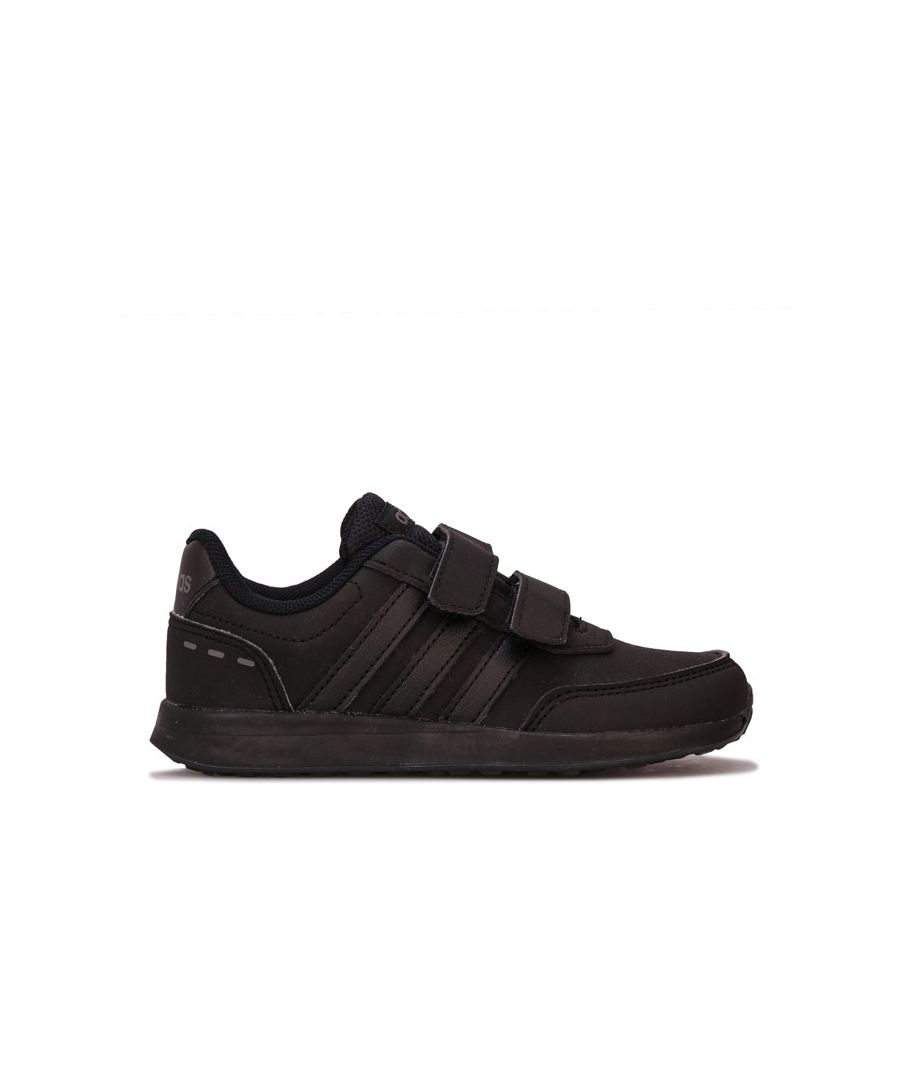 Image for Boy's adidas Originals Children VS Switch Trainers in Black