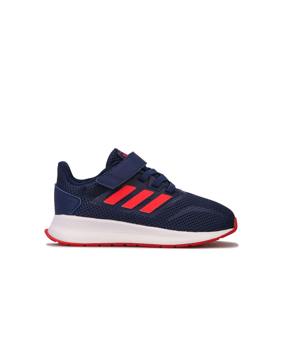 Image for Boy's adidas Infant Runfalcon Trainers in Dark Blue