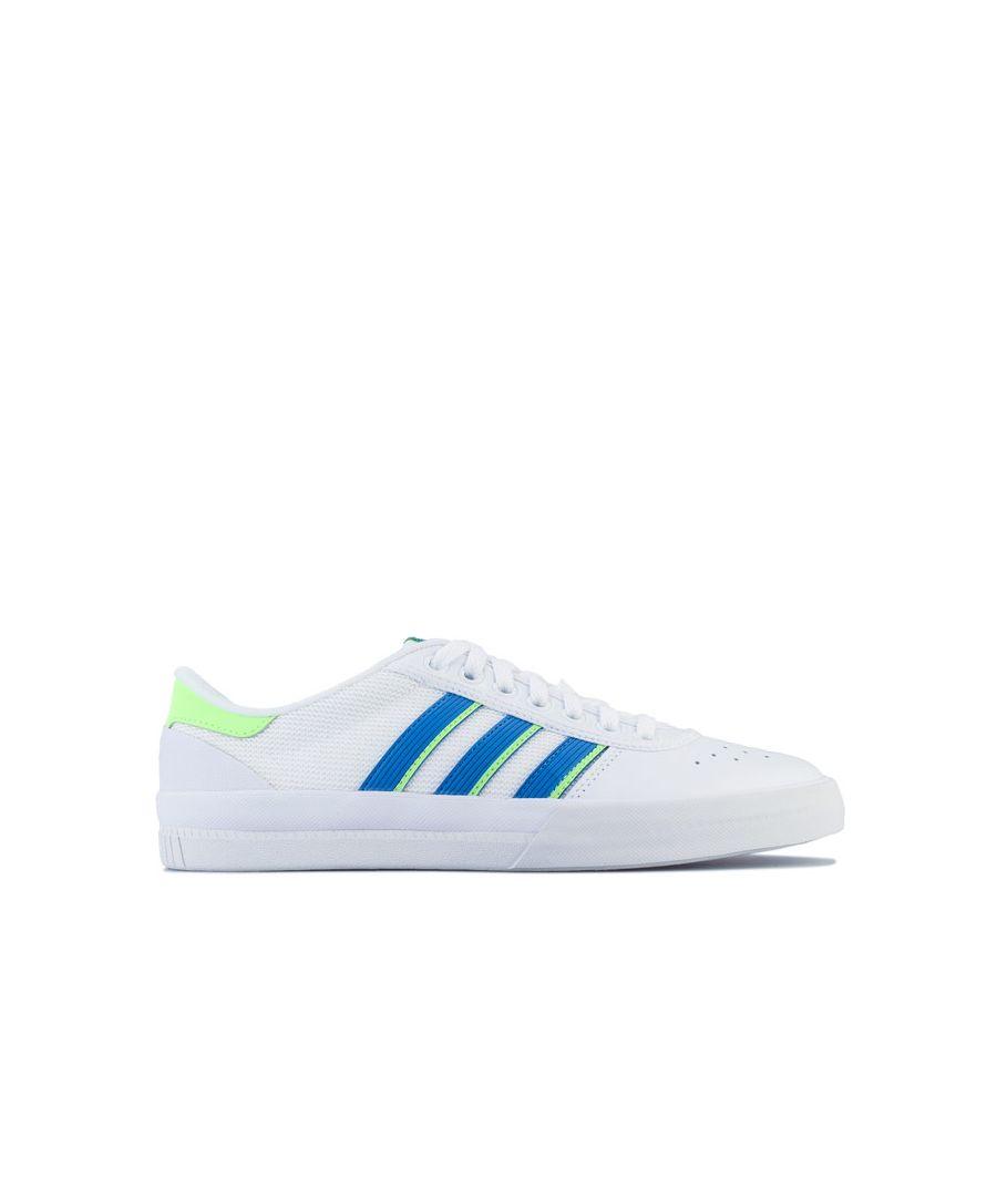Image for Men's adidas Originals Lucas Premiere Trainers in White blue