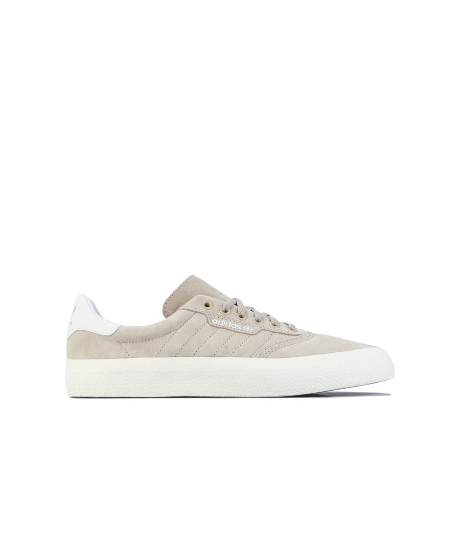 Image for Men's adidas Originals 3MC Trainers in Beige