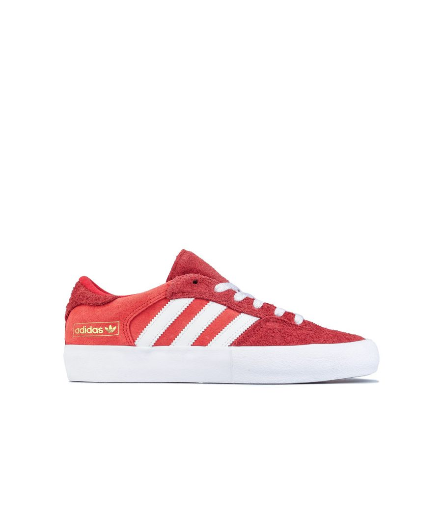 Image for Men's adidas Originals Matchbreak Super Trainers in red white