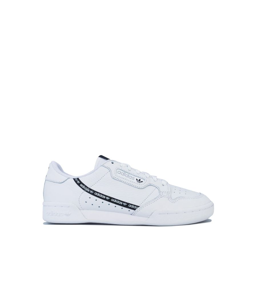 Image for Women's adidas Originals Continental 80 Trainers in White