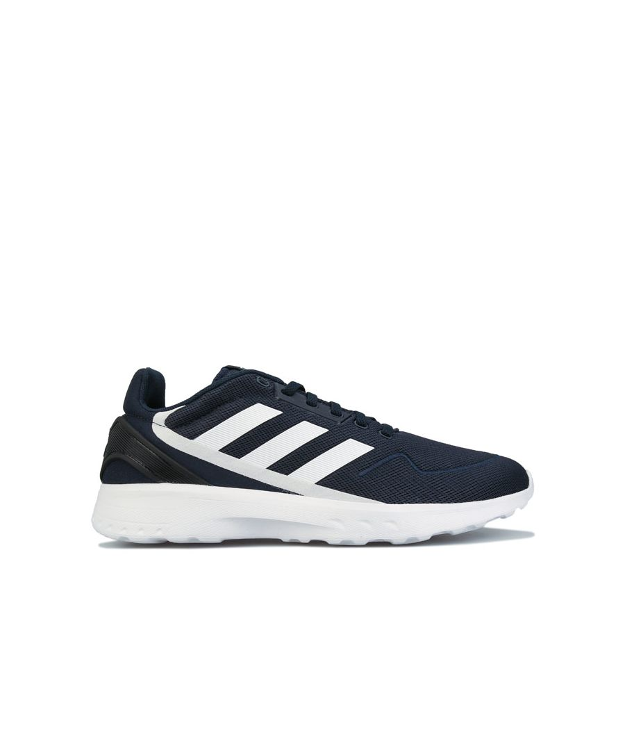 Image for Men's adidas Nebzed Trainers in Navy