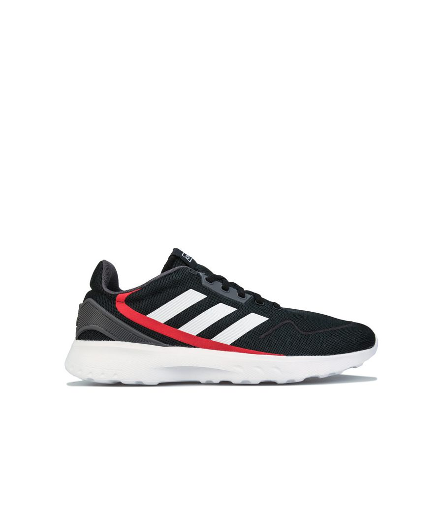 Image for Men's adidas Nebzed Trainers in Black