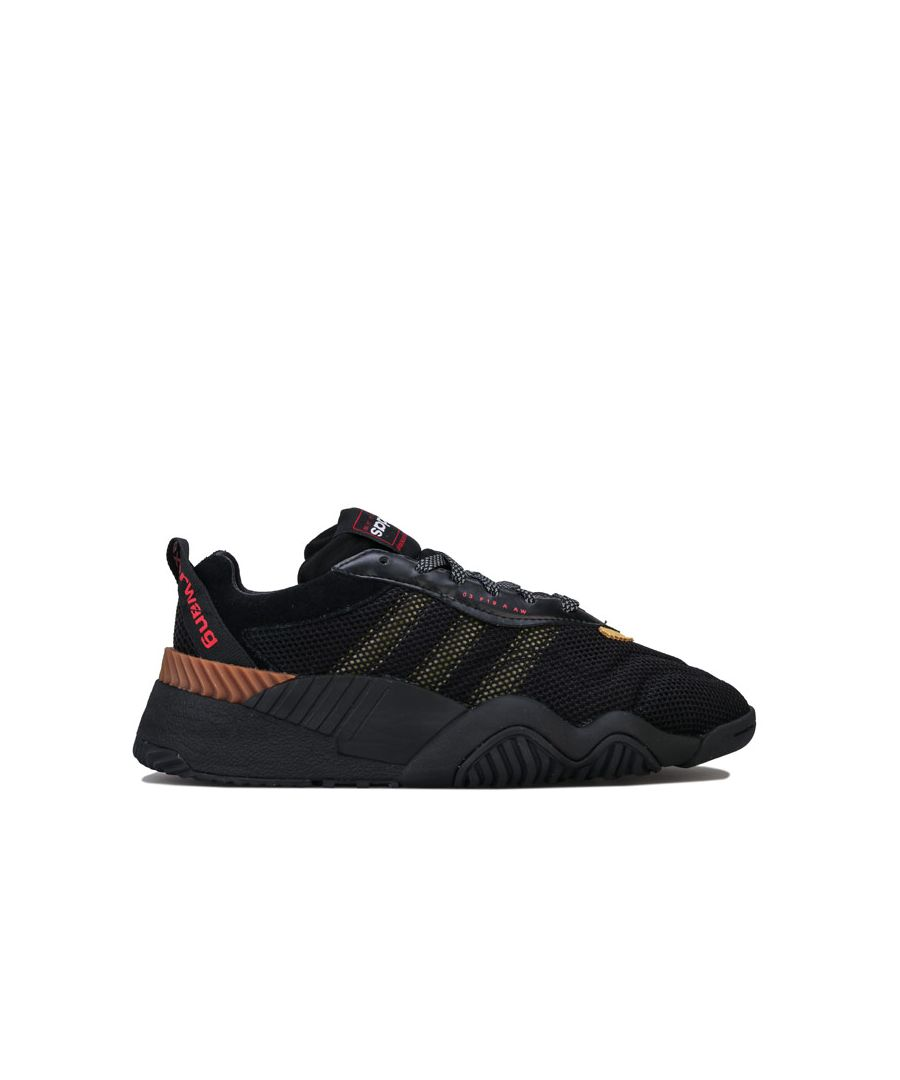 Image for Men's adidas Originals Alexander Wang Turnout Trainers in Black Gold