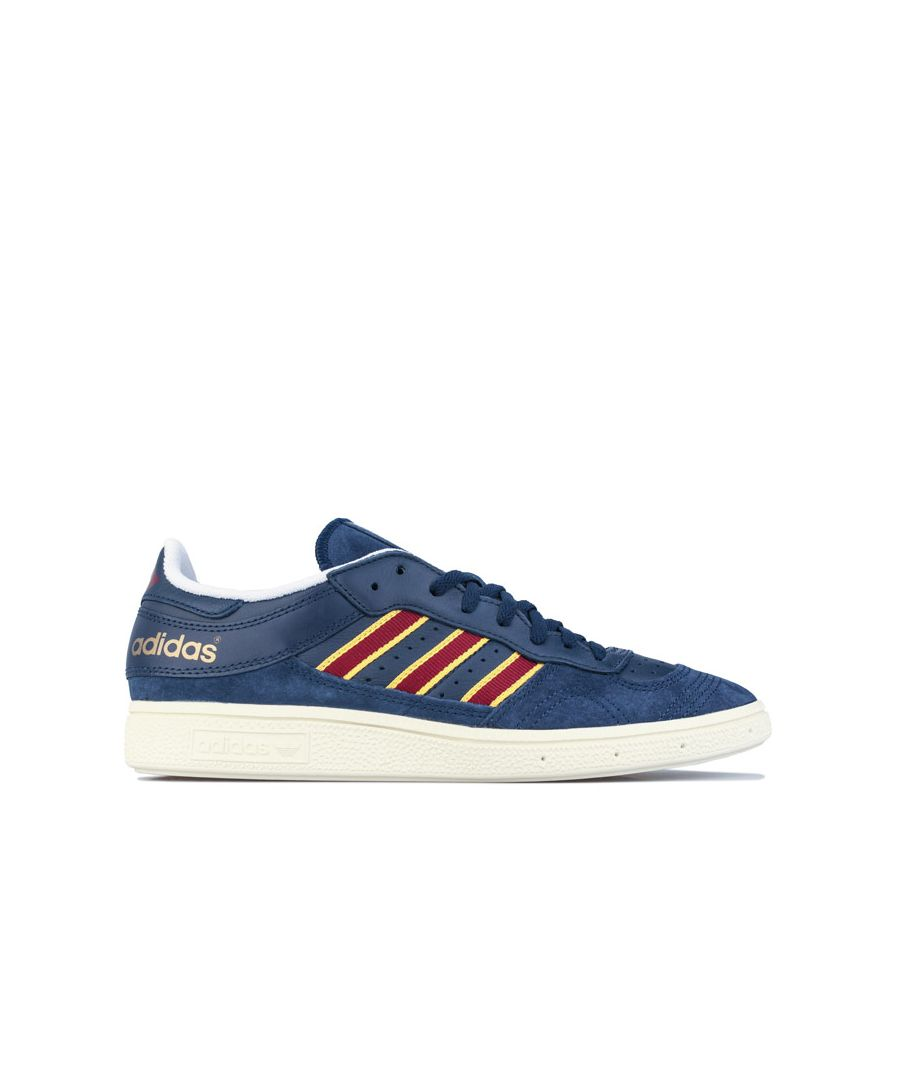 Image for Men's adidas Originals Handball Top Trainers in Indigo