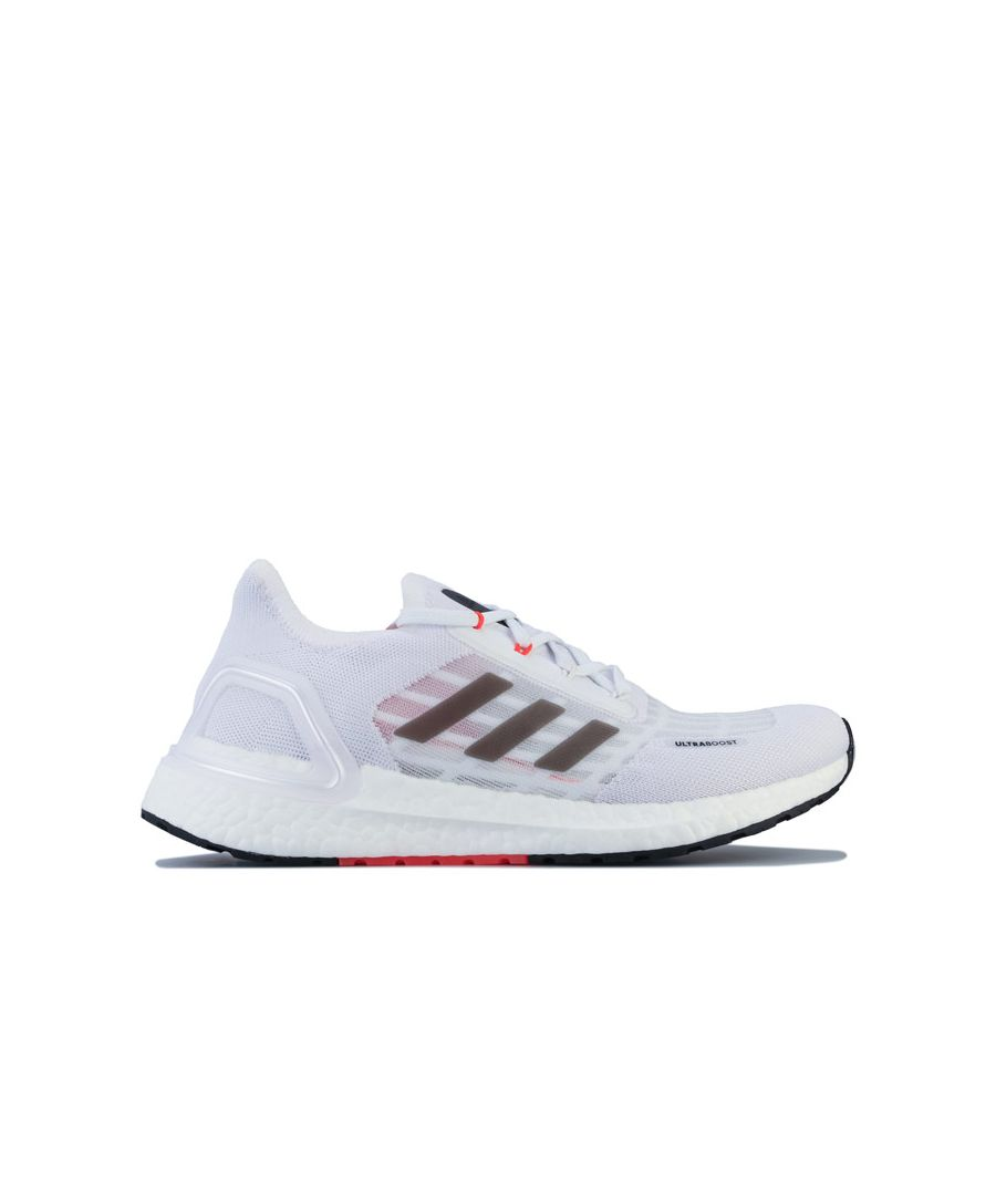 Image for Women's adidas Ultraboost Summer.RDY Running Shoes in White