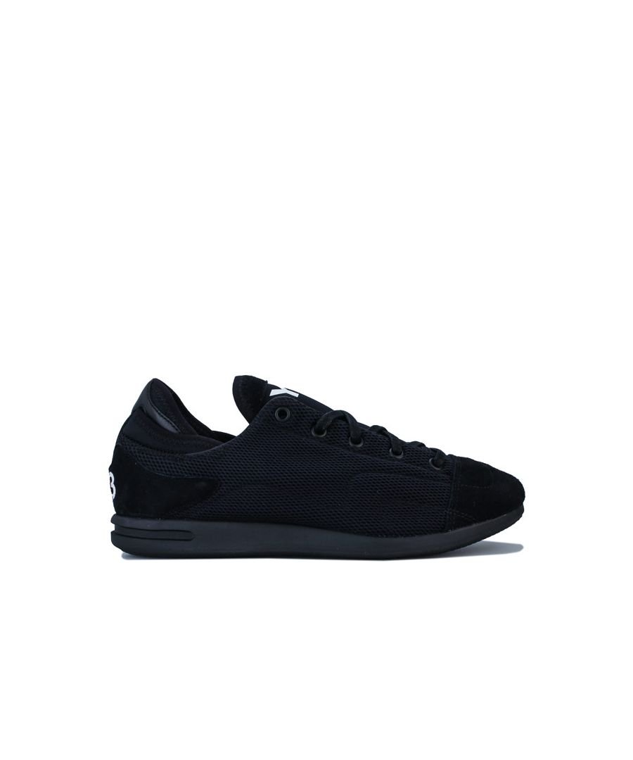 Image for Men's Y-3 Manja Trainers in Black