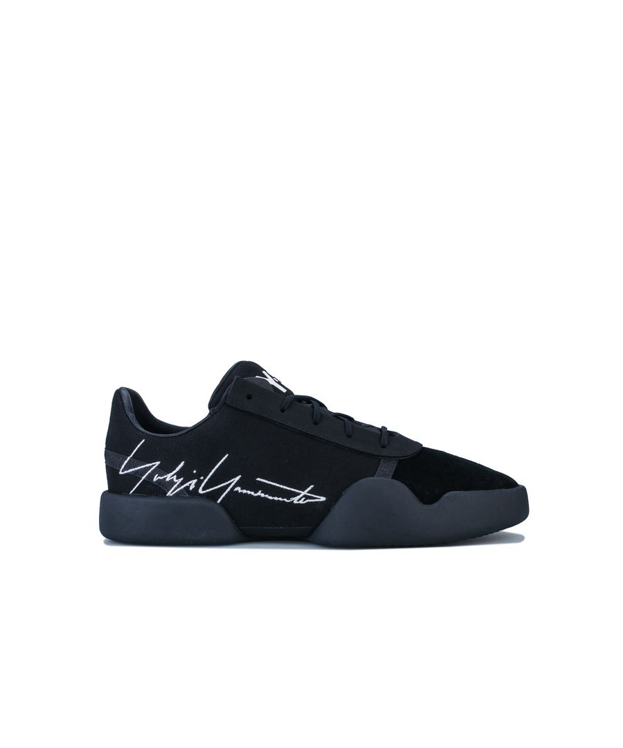 Image for Men's Y-3 Yunu Trainers in Black