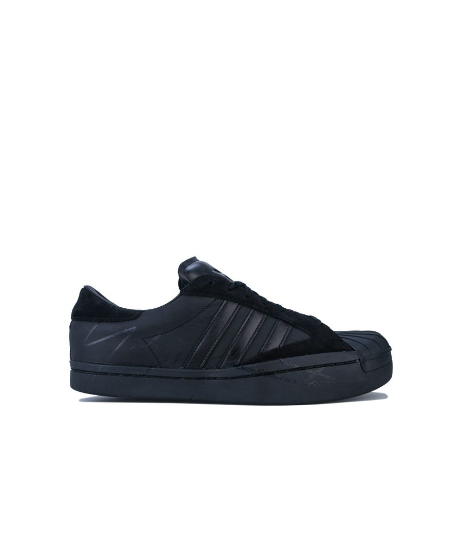 Image for Men's Y-3 Yohji Star Trainers in Black