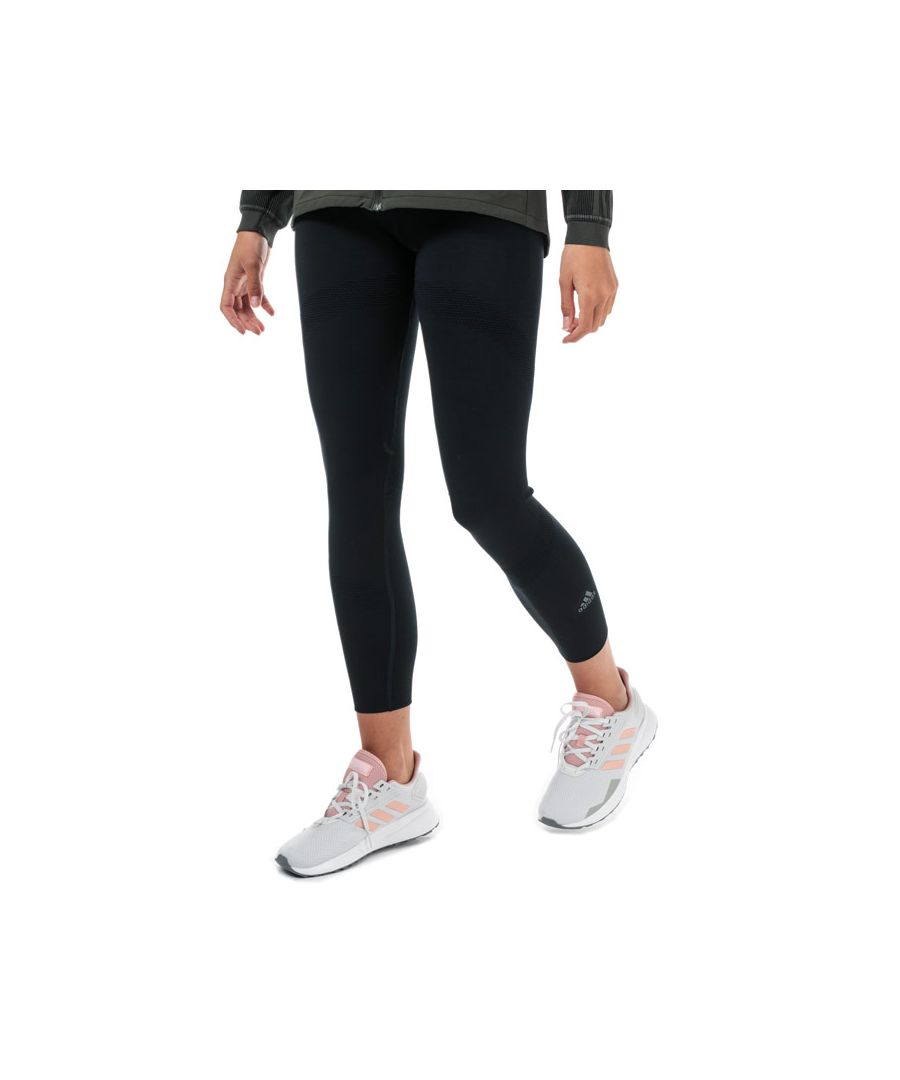 Image for Women's adidas How We Do Primeknit HD Tights in Navy