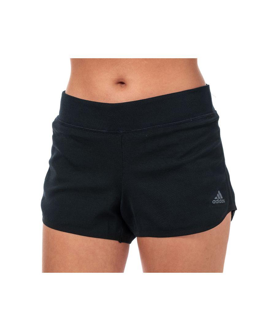 Image for Women's adidas Marathon 20 Primeknit HD Shorts in Black
