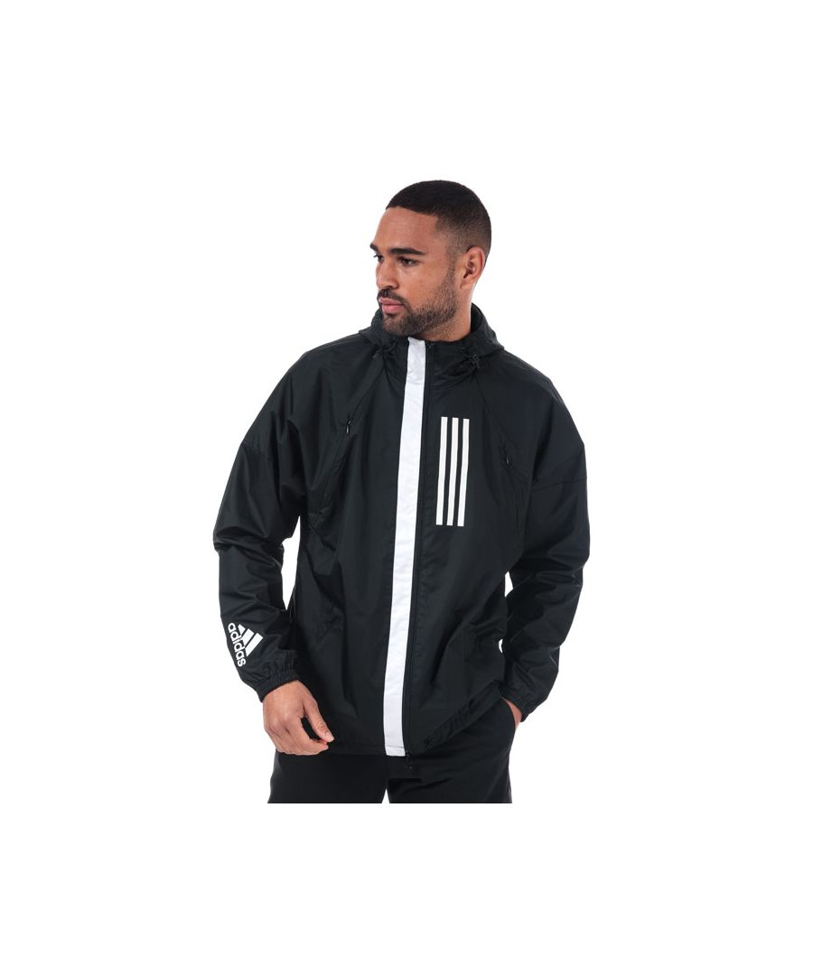 Image for Men's adidas W.N.D Jacket in Black