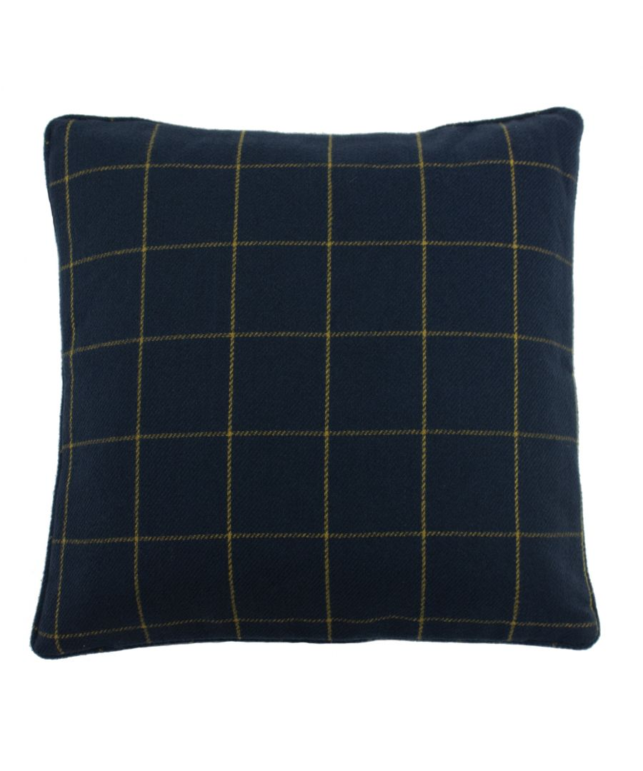 Image for Ellis 45X45 Poly Cushion Navy
