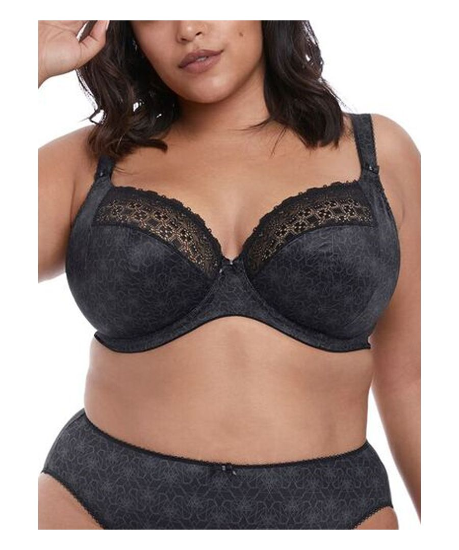 Image for Kim Plunge Side Support Bra