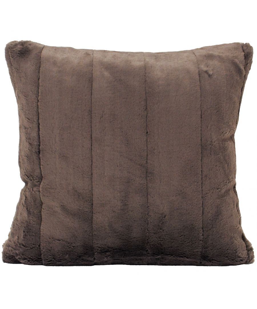 Image for Empress 45X45 Poly Cushion Taupe