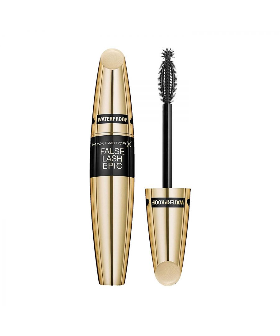 Image for Max Factor False Lash Epic Waterproof Mascara Black 13 ml