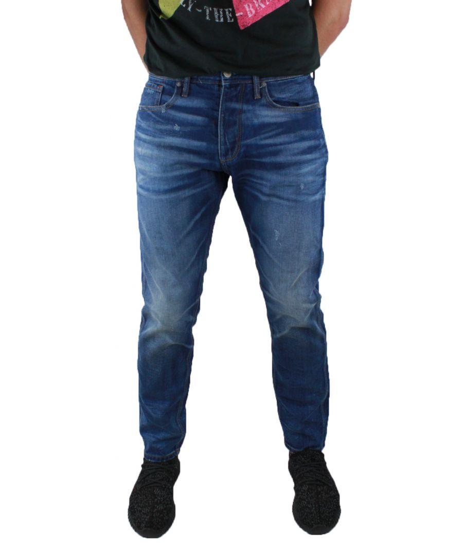 Image for Jack and Jones Erik Original JJ 733 Jeans