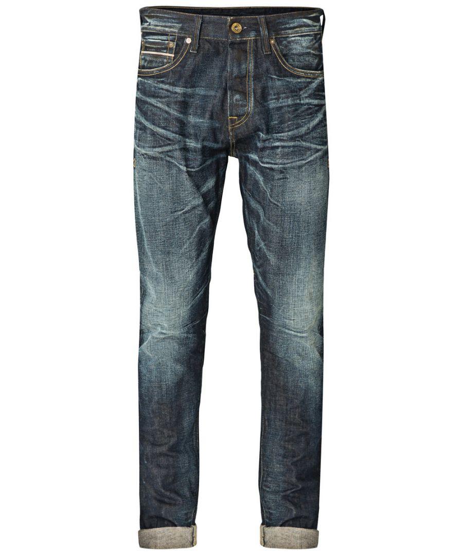 Image for Jack and Jones Erik Royal RDD 031 Jeans