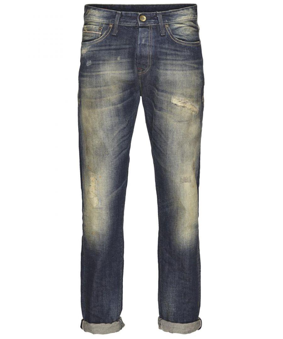 Image for Jack and Jones Erik Royal RDD 032 Jeans