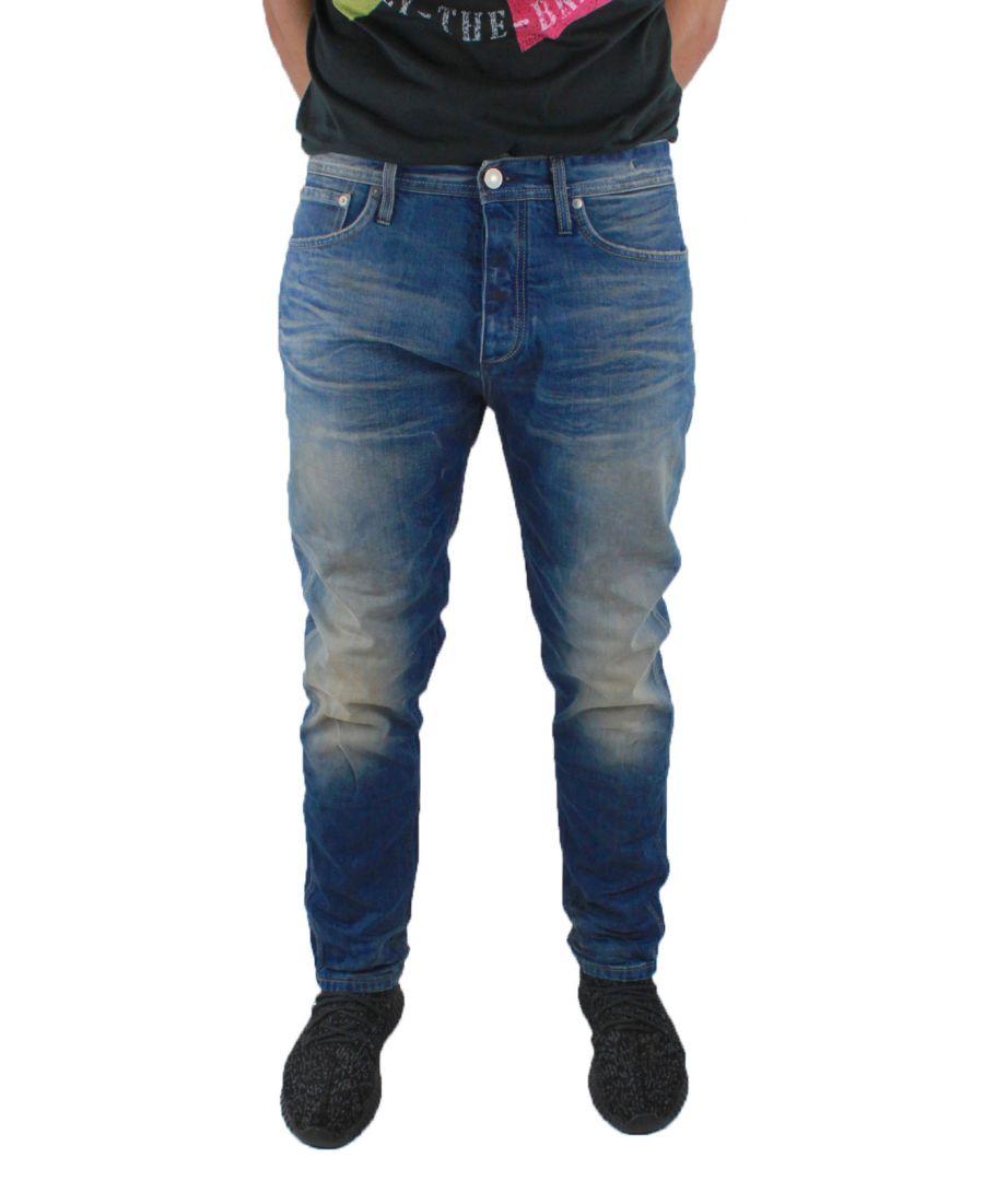 Image for Jack and Jones Erik Vintage BL 274 Jeans