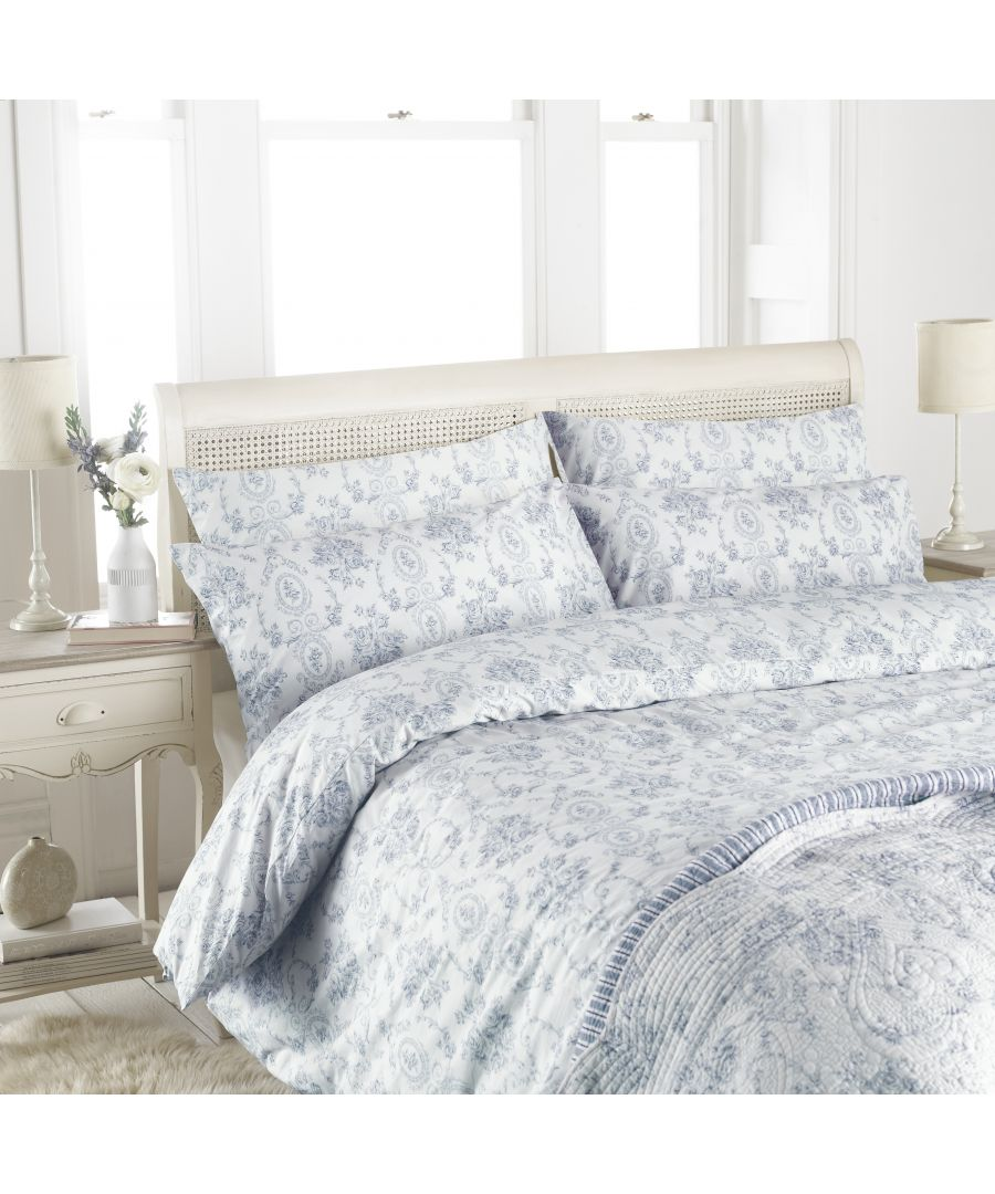 Image for Etoille Pillow Sham Blue