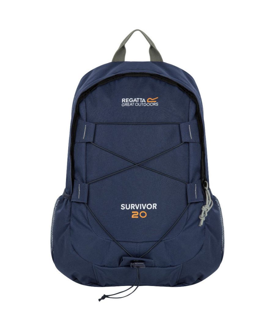 Image for Regatta Survivor III 20L Light Walking Hardwearing Backpack Bag