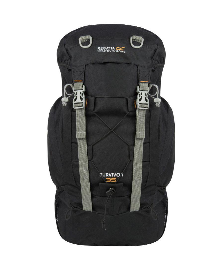 Image for Regatta Survivor III 35L Walking Hardwearing daypack Bag