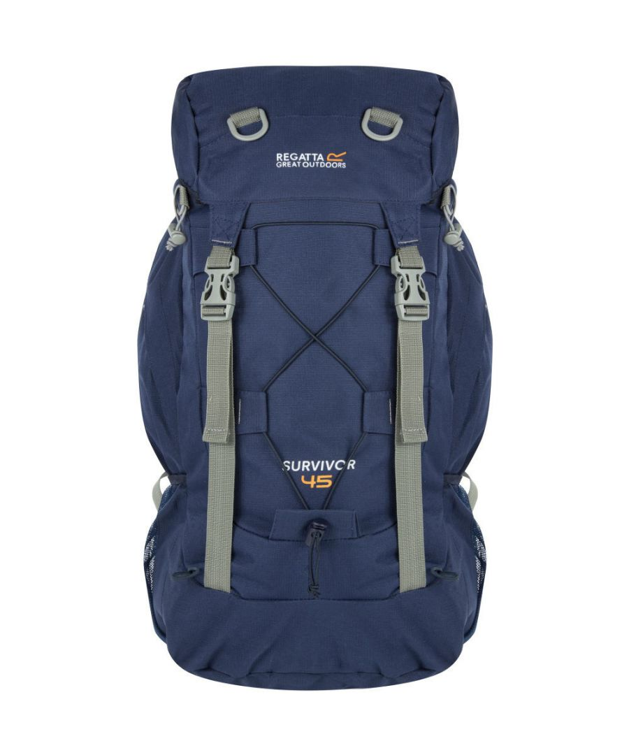 Image for Regatta Survivor III 45L Walking / Hiking Hardwearing Rucksack Bag