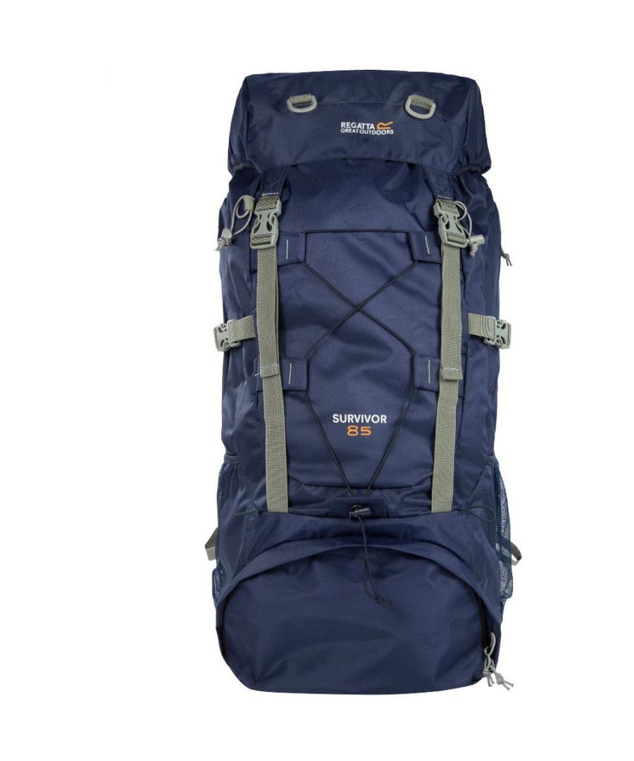 Image for Regatta Survivor III 85L Hiking / Trekking Travel Rucksack Bag