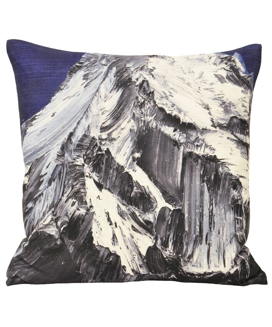 Image for Everest 45X45 Poly Cushion Blue